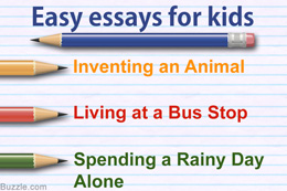 a list of essays